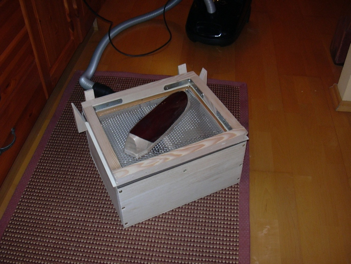 tiefziehen einer kabinenhaube diesen kunststoff verwende ich. Black Bedroom Furniture Sets. Home Design Ideas